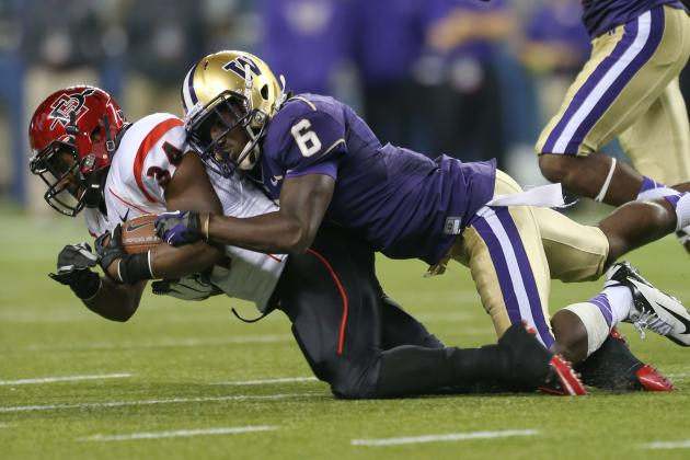 Desmond Trufant Scouting Report: NFL Outlook for Washington CB