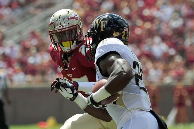 Xavier Rhodes Scouting Report: NFL Outlook for the Florida State CB