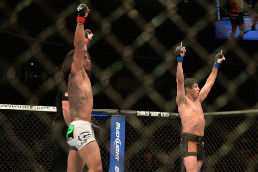 Henderson Expects a Rematch with Gilbert Melendez in the Future