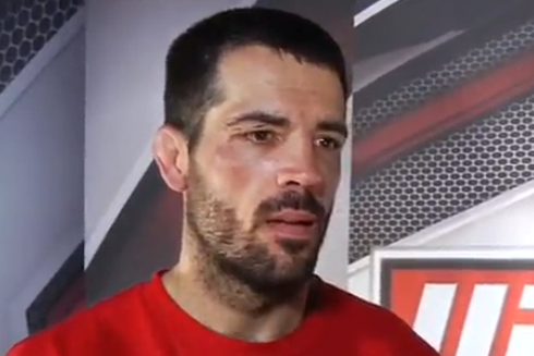 Matt Brown Says He Was 'very, Very Close' to Being Finished Mein's Body Shot