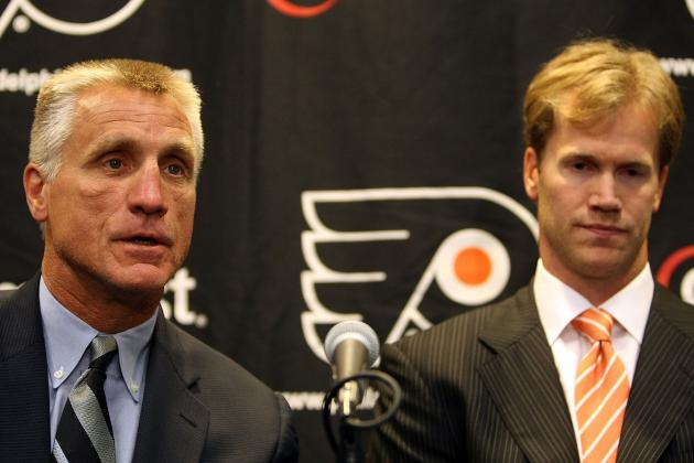 Should Philadelphia Flyers GM Paul Holmgren Be on the Hot Seat?