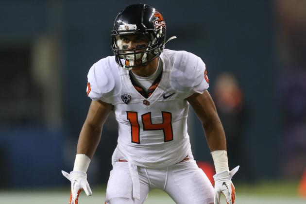 Jordan Poyer Scouting Report: NFL Outlook for Oregon State CB
