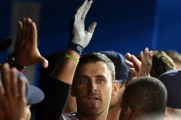 Middlebrooks Leading by Example in the Red Sox Clubhouse