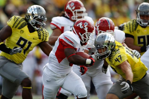 Robbie Rouse Scouting Report: NFL Outlook for Fresno State RB