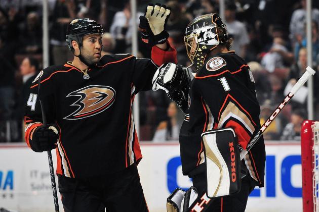 Ducks 3, Oilers 1