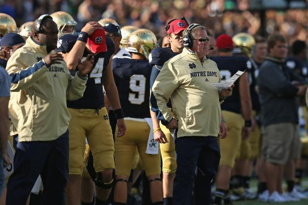 Notre Dame Football: Brian Kelly's 5 Biggest Concerns Post-Spring Practice