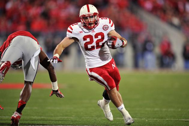 Rex Burkhead Scouting Report: NFL Outlook for Nebraska RB