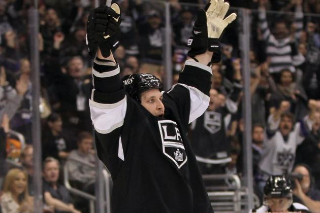 Kings Get Sole Possession of 4th with OT Win