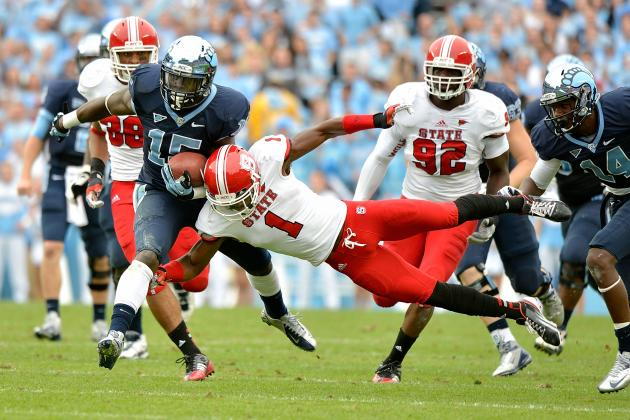 David Amerson Scouting Report: NFL Outlook for NC State CB