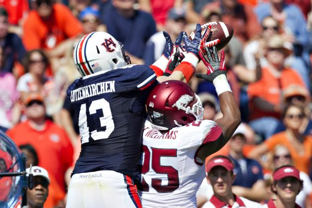 Philip Lutzenkirchen Scouting Report: NFL Outlook for Auburn TE