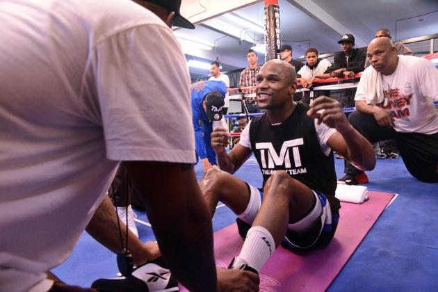 Mayweather vs. Guerrero: Why Intense Rivalry Will Be Most Memorable of 2013