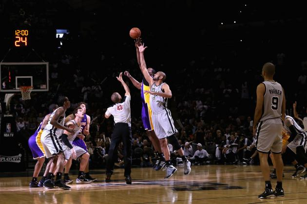 Position by Position Matchup Guide for San Antonio Spurs vs LA Lakers
