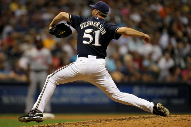 Milwaukee's Jim Henderson Shuts Down All Competition