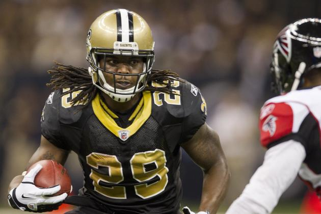 Jets Reportedly Expected to Offer Fifth-Round Draft Pick for RB Chris Ivory