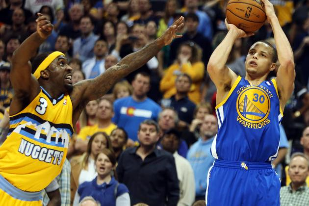 Position-by-Position Matchup Guide for Golden State Warriors vs. Denver Nuggets