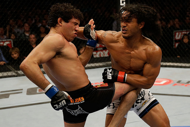 UFC on Fox 7: Henderson vs. Melendez Delivers on Considerable Promise
