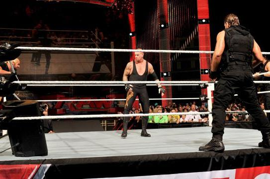 The Undertaker Is the Last Big Test for The Shield