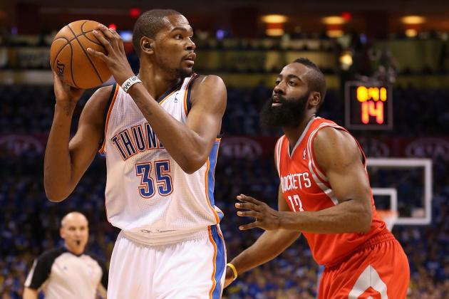How Houston Rockets Can Hang with Oklahoma City Thunder