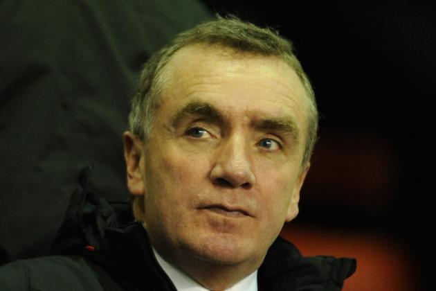 Ian Ayre: Liverpool Will Not Sell Suarez Despite Attack on Ivanovic