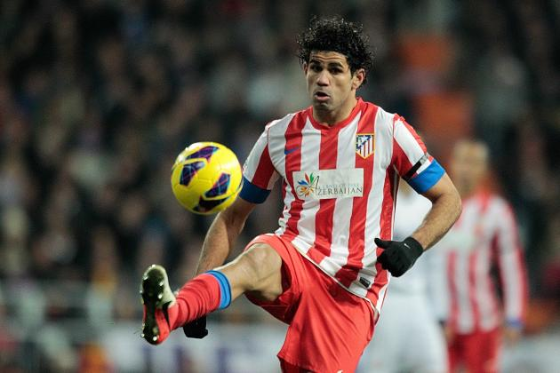 Atleti to Appeal Costa Booking