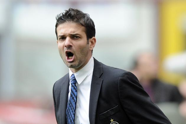Stramaccioni Confirmed for 2013-14
