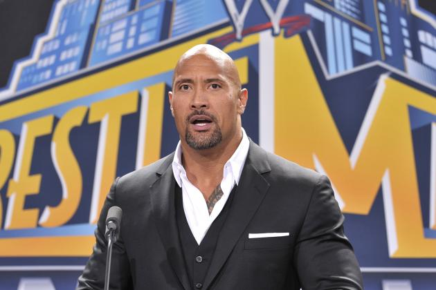 The Rock Talks Leaving WWE Raw and Whether WrestleMania Was His Last Match