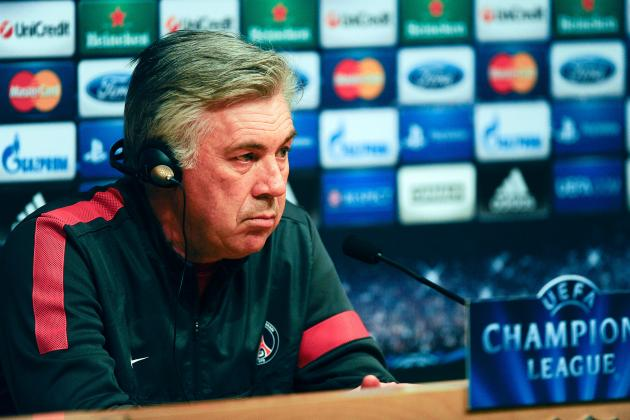 PSG Manager Carlo Ancelotti Wants More Consistency Despite Victory over Nice