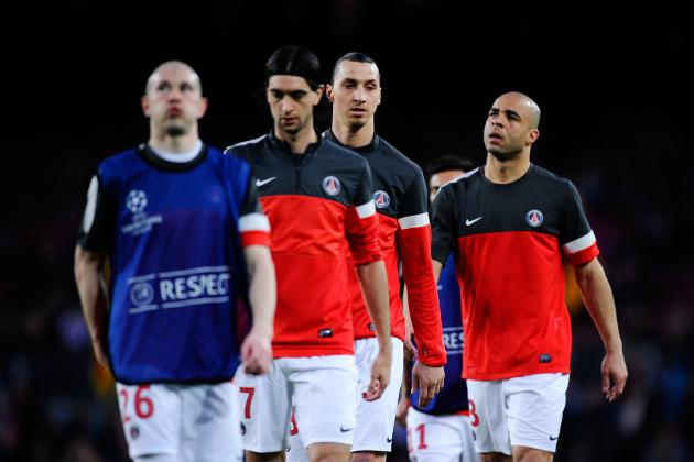Ligue 1: Paris Saint-Germain Beat Nice to Close in on Title, Nancy on Rise