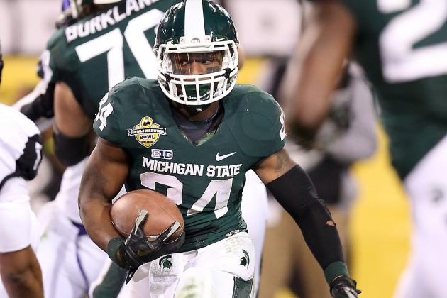 MSU's Bell Could Be Fit for Bengals