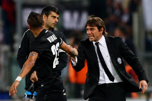 Antonio Conte Is Aware of Juventus Job Ahead of the Turin Derby