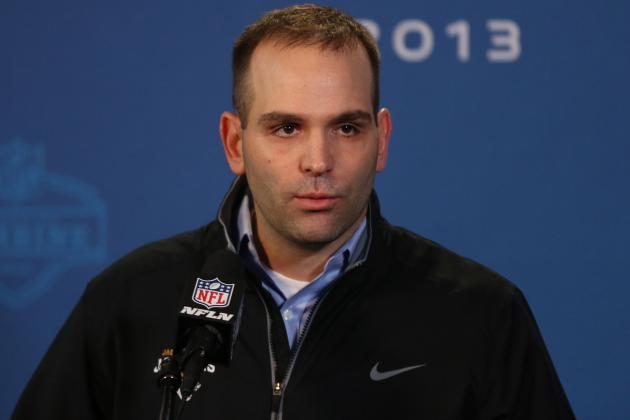 Jaguars GM Dave Caldwell Needs a Good Eye for Talent