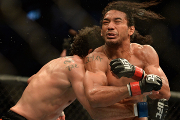 Narrow Wins Define UFC Lightweight Champ Benson Henderson
