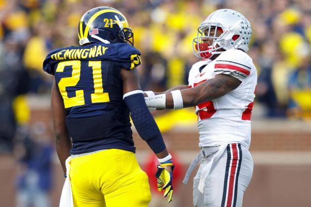 Big Ten Realignment Will Put Ohio State and Michigan in Same Division