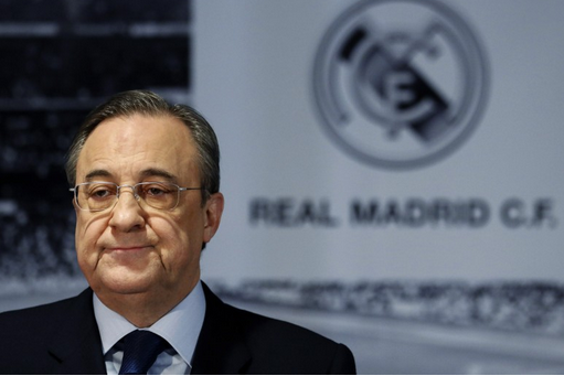 Florentino Perez Promises Madrid Will Renew Cristiano Ronaldo's Contract
