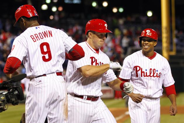 Phillies Dispatch Cardinals with Four-Run Eighth