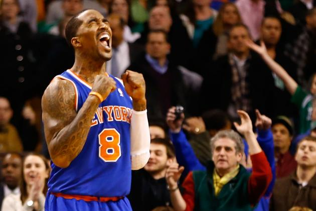 J.R. Smith to Be Named Sixth Man of the Year
