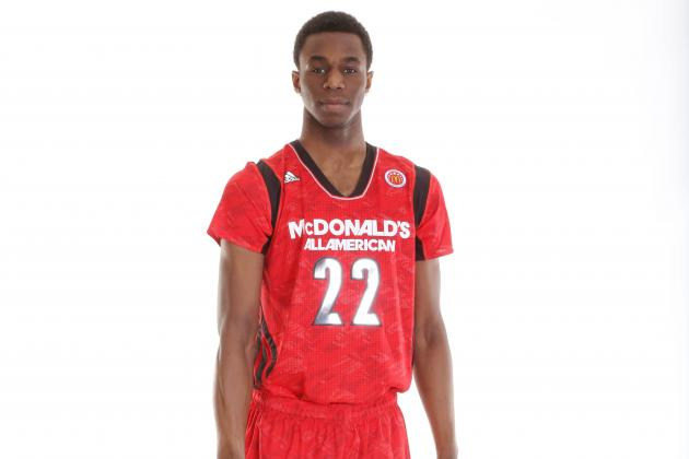 Andrew Wiggins Reportedly Cancels Home Visits with UNC, Kansas and FSU