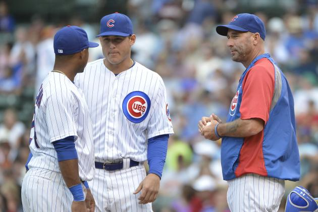 Castro, Rizzo in Sveum's Crosshairs After Cubs' Poor Play