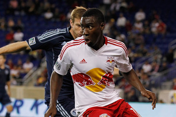Sam Shows Promise for Red Bulls in Win over Revs