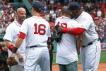 Red Sox, MLB Contribute $646,500 to Boston Relief Fund