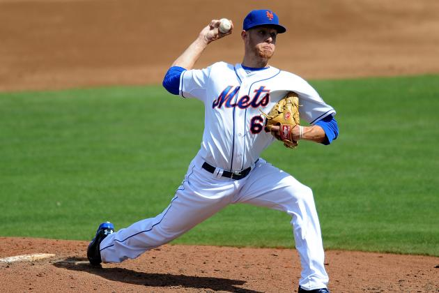 Zack Wheeler Struggling This Season with Triple-A Las Vegas