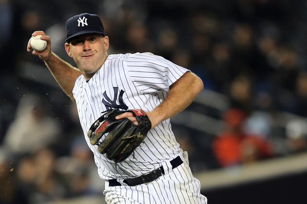 Yankees' Youkilis Expected 'Back' Tonight