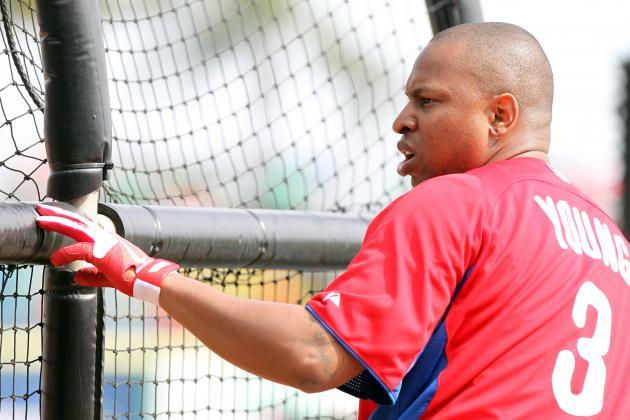 Phillies GM Ruben Amaro Jr. Questions Delmon Young's Defense