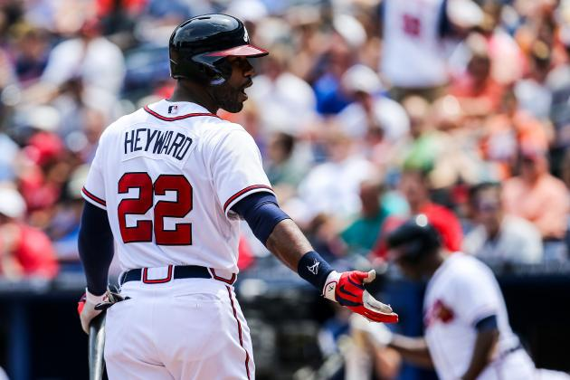 Heyward Not Concerned by Slow Start