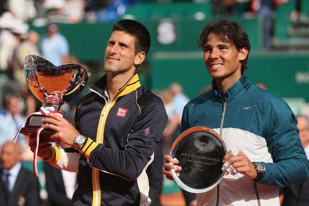 Novak Djokovic and Rafael Nadal Showcase Greatness in a Sea of Good Players