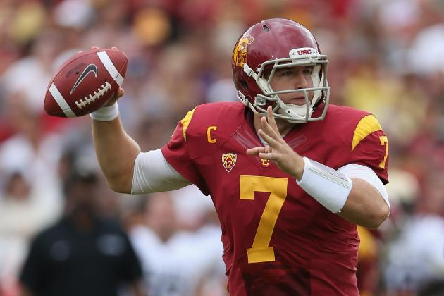 Matt Barkley Regrets Not Being More Outspoken, Forceful at USC