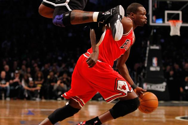 Rough Night for Luol Deng