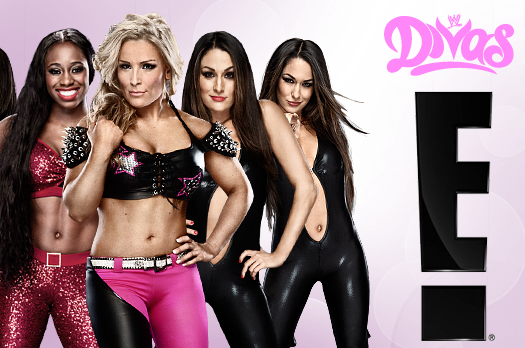 E! and WWE to Team Up for Launch of 'Total Divas' Reality Show