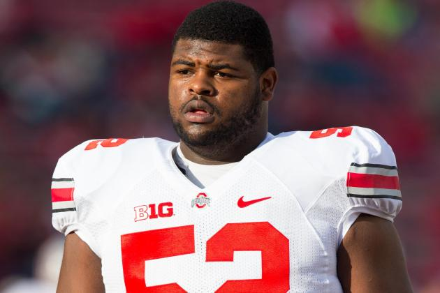 Hankins Likely to Be First Ohio State Player Chosen