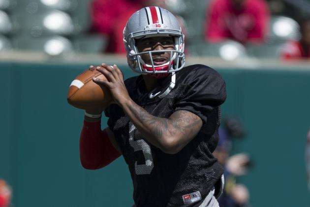 Ohio State Quarterback Growing in Confidence Entering Junior Season